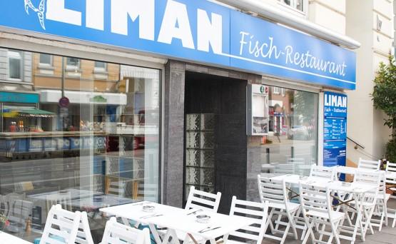 Liman Fisch-Restaurant Hamburg Winterhude reservieren