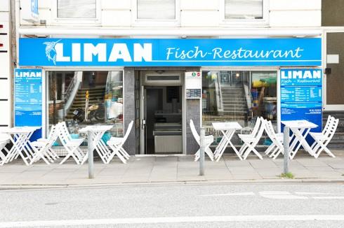 Liman Fisch-Restaurant Hamburg Winterhude
